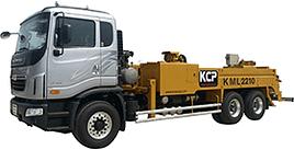 Line-Pump Truck